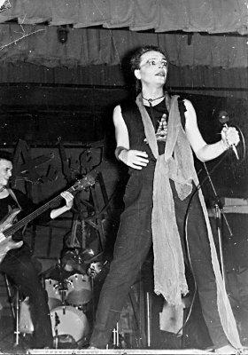 20 ноября 1986 - Концерт - Ленинград - ЛДМСТ (Рок-клуб)