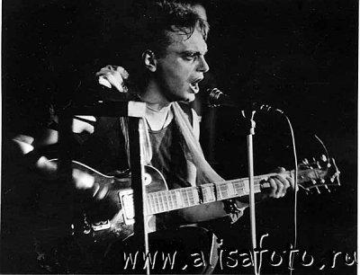 25 марта 1987 - Концерт - Ленинград - ЛДМ
