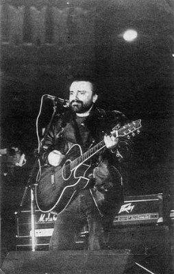 21 апреля 1993 - Концерт - Васильевский спуск - «Рок в поддержку президента» (сборный концерт)