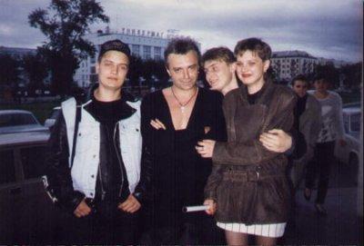 11 июня 1996 - Концерт - Пермь - УДС «Молот» - «Голосуй или проиграешь»
