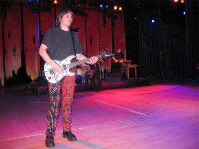 13 февраля 2008 - Концерт - Новосибирск - Дом Ученых Академгородка