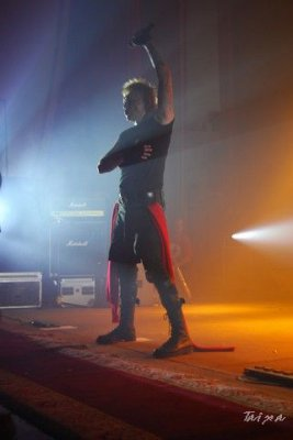 8 марта 2008 - Концерт - Тверь - КЗ Акакдемии ПВО - «Пульс хранителя дверей лабиринта»