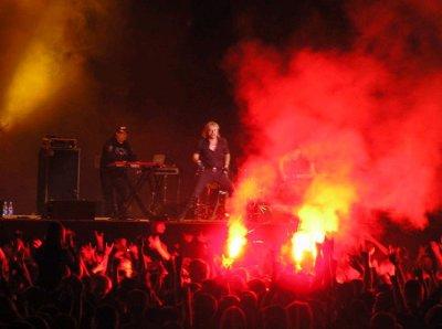 23 мая 2008 - Санкт-Петербург - СКК «Петербургский» - «Наши в городе»