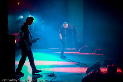29 мая 2008 - Концерт - Москва - Зелёный Театр Парка им. Горького - «Пульс хранителя дверей лабиринта»
