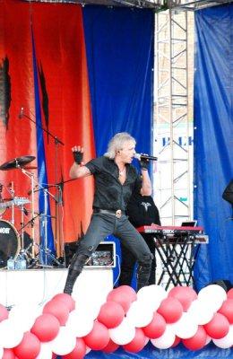 5 сентября 2008 - Концерт - Нижний Одес - День нефтяника