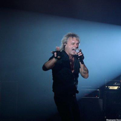 19 сентября 2008 - Концерт - Челябинск - ЦДС - «25 - в Алисе, 35 - в рок-н-ролле, 50 - на земле»