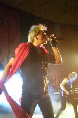 28 октября 2008 - Концерт - Харьков - ККЗ «Украина» - «25 - в Алисе, 35 - в рок-н-ролле, 50 - на земле»