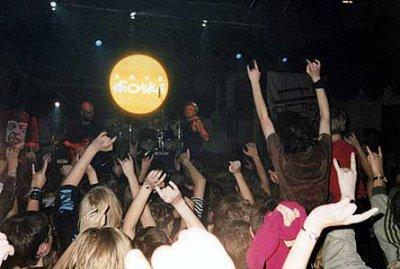 29 сентября 2001 - Концерт - Москва - «Точка» (электричество)