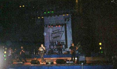 17 ноября 2001 - Концерт - Красноярск - Дворец спорта имени Ивана Ярыгина (с Агатой Кристи)