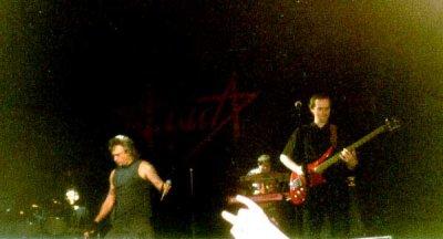 19 февраля 2002 - Концерт - Запорожье - ДК «Октябрьский» - «...всё це рок-н-ролл!»
