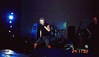 24 ноября 2002 - Концерт - Киев - ДК КПИ - «Лучшее + песни с нового альбома»