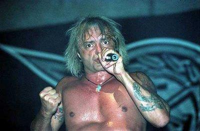19 июля 2003 - Томск - фестиваль «Стальной ветер»