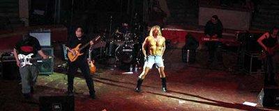 12 ноября 2003 - Концерт - Кострома - Цирк