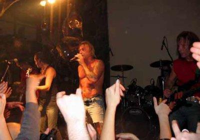 17 января 2004 - Концерт - Санкт-Петербург - Клуб «Старый дом»