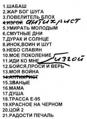 16 апреля 2004 - Концерт - Москва - ДК им.Горбунова