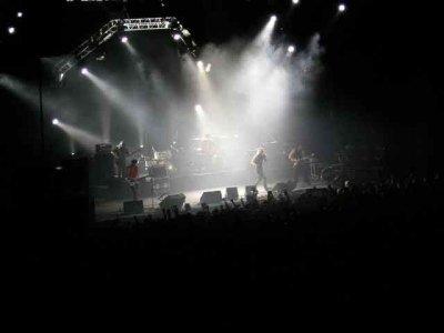 """10 октября 2004 - Санкт-Петербург - Ледовый дворец - """"Золото на чёрном"""""""