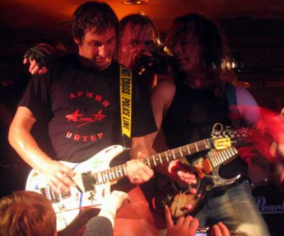 12 ноября 2004 - Концерт - Мюнстер - Зал «Cultura Live» (Германия)