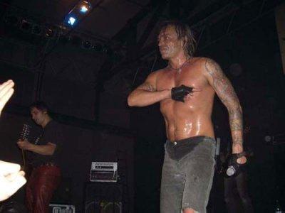 10 ноября 2004 - Концерт - Штутгарт - Зал «Die Roere» (Германия)