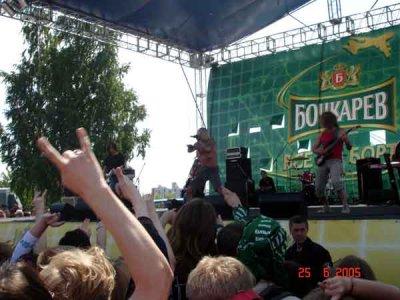 25 июня 2005 - Санкт-Петербург - Пивной фестиваль