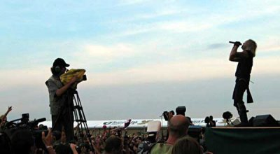 23 июля 2005 - Концерт - Москва - Аэродром «Тушино» - Рок-фестиваль «Крылья»