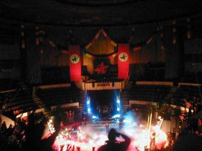 23 ноября 2005 - Концерт - Донецк - Цирк «Космос»