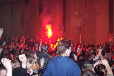 17 февраля 2006 - Концерт - Орёл - ДК СПЗ