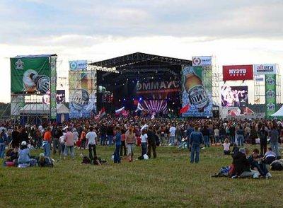 """23 июля 2006 - Тверская область - фестиваль """"Эммаус-2006"""""""