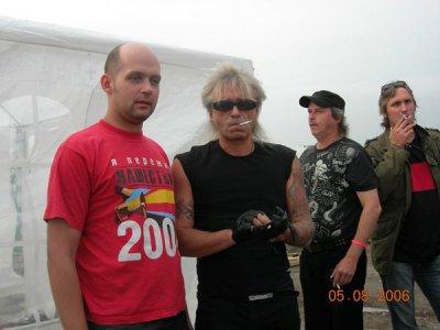 """5 августа 2006 - Концерт - Рязань - Фестиваль """"Нашествие"""""""