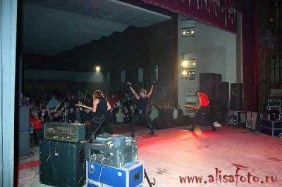 """6 октября 2006 - Концерт - Череповец - ДК """"Строитель"""""""