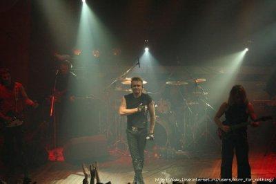 """28 октября 2006 - Концерт - Москва - СДК МАИ - """"ВАШ НАШ ВЫБОР"""""""