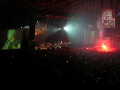 """9 февраля 2007 - Концерт - Санкт-Петербург - ДС """"Юбилейный"""" - фестиваль """"Чартова дюжина"""""""