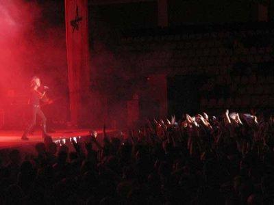 """12 февраля 2007 - Концерт - Томск - Дворец зрелищ и спорта - В поддержку экологической акции """"Помоги ИМ!"""""""