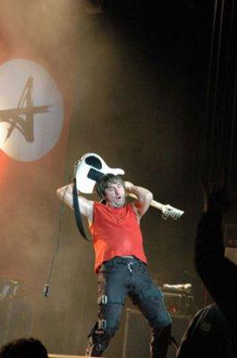 "14 февраля 2007 - Концерт - Владивосток - FESCO-hall - ""На пороге неба"""