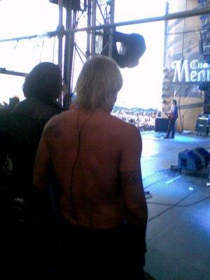 """21 июля 2007 - Концерт - Москва - Фестиваль """"Крылья"""""""