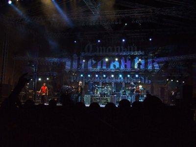 """28 июля 2007 - Концерт - Кишинёв (Молдавия) - стадион Технического Университета Молдовы - Фестиваль """"Старый Мельник"""""""