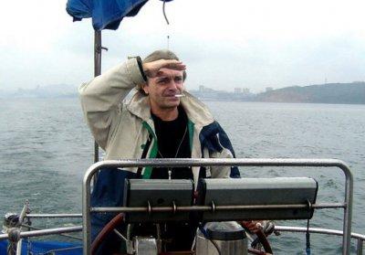 15 сентября 2007 - Кинчев на рыбалке (Владивосток)
