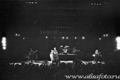 21 мая 1988 - Концерт - Вильнюс - фестиваль «Рок-форум Вильнюс-88»