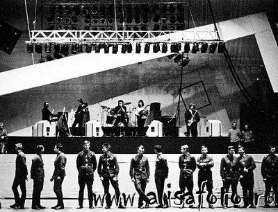 18 ноября 1988 - Концерт - Москва - ДС «Лужники»