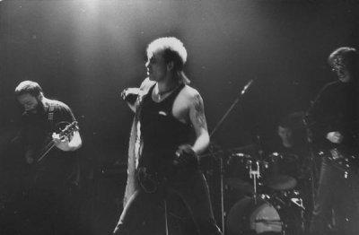 28 мая 1994 - Концерт - Санкт-Петербург - ДК Пищевиков - «Знай паскуда вольных»