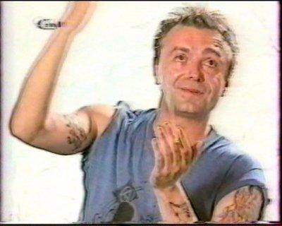 10 июня 1996 - Кинчев на видеоканале «Джокер» (Пермь)