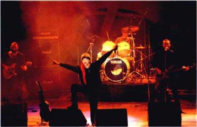 14 февраля 1997 - Концерт - Москва - ДК им.Горбунова